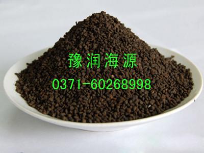 锰砂滤料理化指标