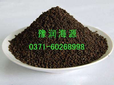 锰砂滤料安装调试