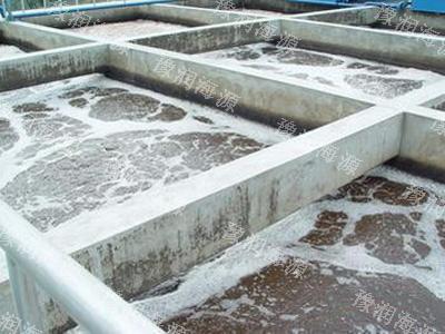 2013年9月为山西某企业污水处理系统装置的使用现场