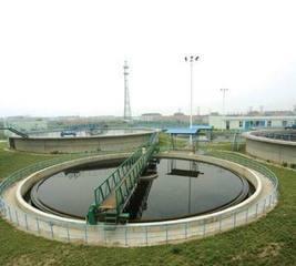 2014年2月16日为安徽硫酸亚铁工业废水净化工程