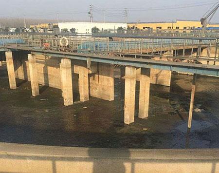 2017年4月份为四川某厂家装置净水工程现场图库